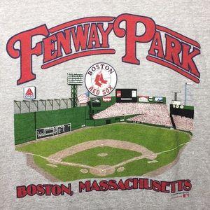 🔥Vintage 1988 Boston Red Sox Fenway Park T-Shirt